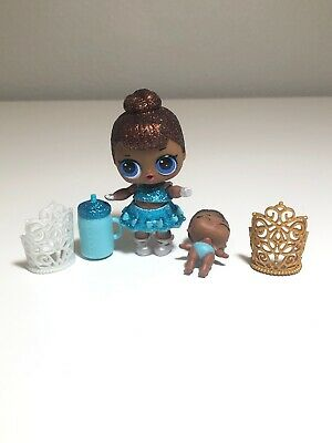 #2 LOL Surprise Doll MISS BABY GLITTER & LIL SIS Sister Set