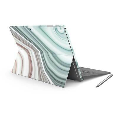 Swirly Marble Removable Vinyl Skin Sticker Wrap to Cover Surface Pro Back &Sides