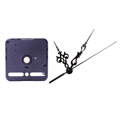 Wall Clock Movement With 3 hands for 3mm Thick Dial Wall Clock Movements