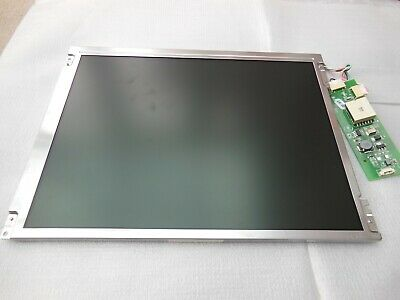 """SHARP 12.1"""" LQ121S1LG61 800x600 TFT Industrial LCD Display Screen **Excellent**"""