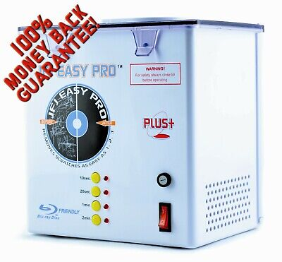 110 Volt JFJ Easy Pro Plus CD/DVD Repair Machine