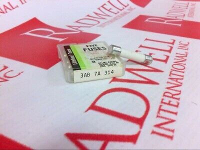 Littelfuse 3Ab7A314 / 3Ab7A314 (New In Box)