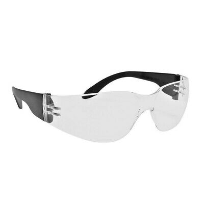 Blackrock 7110000 Clear Safety Glasses Eye Protection Spectacles Specs Work wear