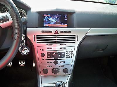 Opel Vauxhall CID Video Interface Astra H Vectra C
