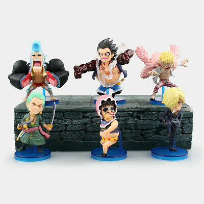 NEW One Piece Roronoa Zoro WCF World Collectible Figure 7cm BANP37766 US Seller