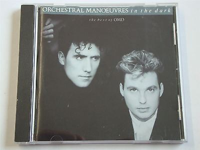 """OMD - The Best of (incl. 12"""" versions of 'We love you' & 'La femme accident') CD"""