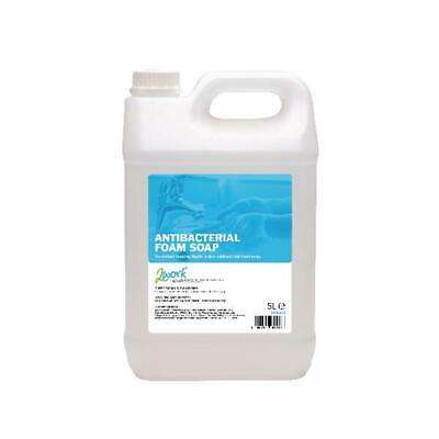 2Work Antibacterial Foam Soap 5L 2W01073