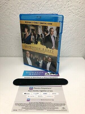 Downton Abbey Movie 2019 Blu Ray + Digital HD (NO DVD INCLUDED) Please Read