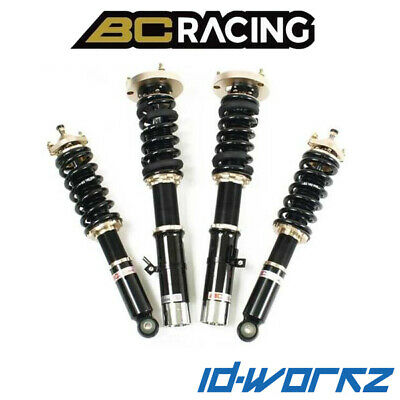 BC Racing BR Series (RN) Coilovers for Vauxhall Vectra B (96-01)