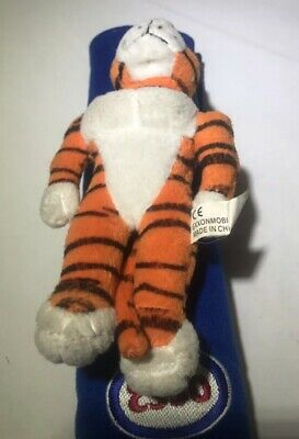 """Essco Tiger Rare Hard To Find Iron On Large 7 5//8""""X6 3//4"""" Patch *New Old Stock"""