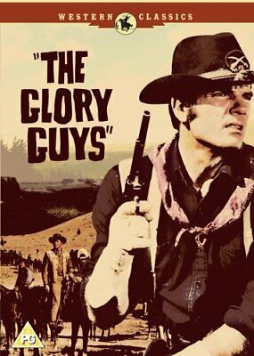 The Glory Guys [DVD] - DVD  LEVG The Cheap Fast Free Post