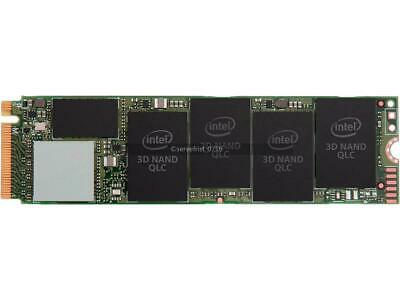 For Intel 660p SSD 1TB NVMe PCIe 3D NAND Internal Solid State Drive M.2 2280