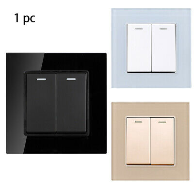 5PCS SONOFF Push Button Wall Light Switch Remote Controller 1 Gang 86 Type L9O8
