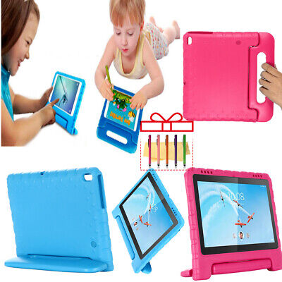 Fr 10.1inch Lenovo Tab E10 TB-X104 Tablet kids Safe EVA Handle Stand Case Cover