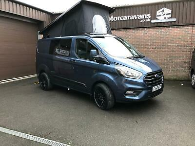 Ford Transit Custom 2018 New Shape Model Campervan Professional Conversion