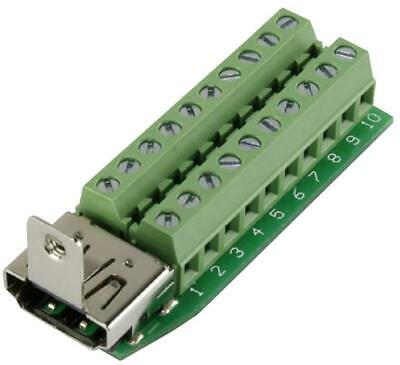 HDMI Connector Socket Terminal Block, 20 Way - CLEVER LITTLE BOX