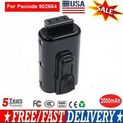 1 x Replacement Paslode Battery for 902654 7.4v 7.4 volt Lithium-ion SK Sale