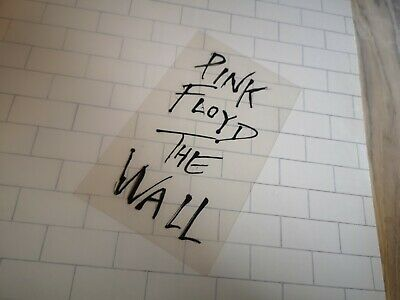 Pink Floyd 2x LP The Wall UK Harvest 1st press Sticker INCREDIBLE COPY 1stone SS