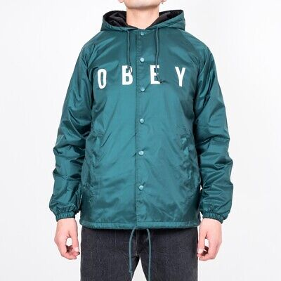 VESTE HOMME OBEY ANYWAY 126251638 126251638 ANORAK TRIBES