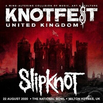 1 Night Stay Marriott Milton Keynes Bowl Hotel | Deluxe Double Room | Slipknot