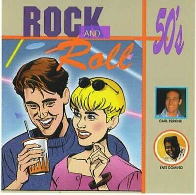 Rock and Roll 50's -  - EACH CD $2 BUY AT LEAST 4  - Classic