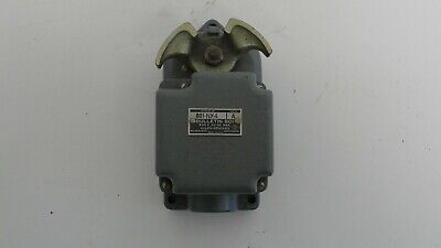 Allen Bradley 801-NX4 limit switch series A