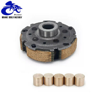 Wheel,Hub,Rear,3 Brake,Stud,HISUN,SUPERMACH,Big Muddy,UTV,700,400,500,62330-115