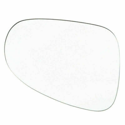 Right driver off side heated mirror glass Volkswagen Eos 2010-2015 128RSH