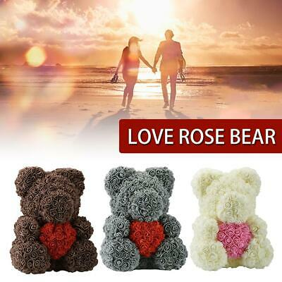 40CM Rose Bear Teddy Bear Large Huge Luxury Foam Birthday Wedding Girl's Gift