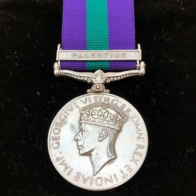 NI GSM 1962 REPRO FULL SIZE GENERAL SERVICE MEDAL WITH NORTHERN IRELAND CLASP