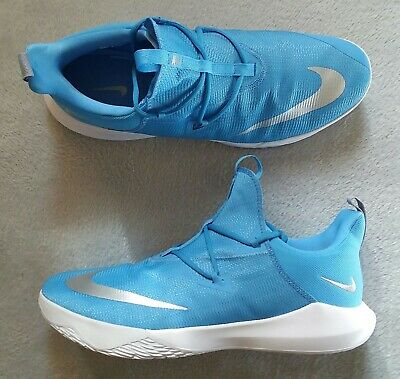 NIKE ZOOM SHIFT 2 Mens Shoes BASKETBALL Sneakers ATHLETIC BLUE Size 17 NEW $180