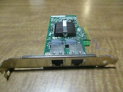 Intel Pro/100 Dual Port PCI-e Server Adapter  D33682 0X3959 Lan Card