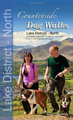 Countryside Dog Walks - Lake District North by Erwin Neudorfer Book The Cheap