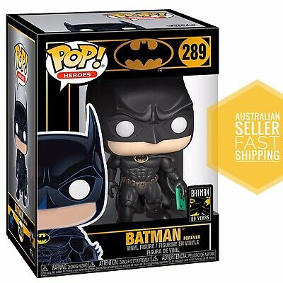 Funko Pop! Heroes Batman 80th Anniversary 289 - Batman Forever 1995 Vinyl