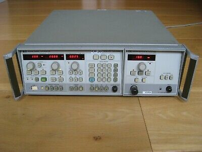 HP/Agilent/Keysight 8350B + 83590A Microwave Sweep Generator, 2.0 to 20.0 GHz