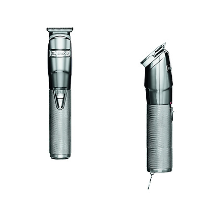 BaByliss PRO Silver FX Metal Lithium Cordless Trimmer