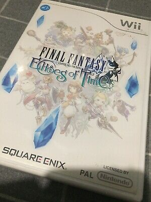 Final Fantasy Crystal Chronicles: Echoes of Time (Nintendo Wii, 2009)