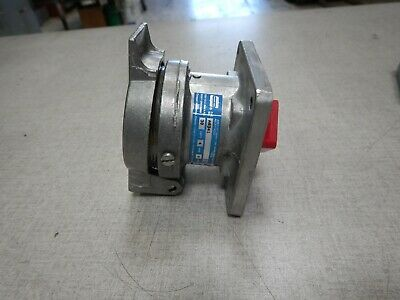 NEW Crouse-Hinds Arktite AR341 Recepticle - 30 Amp 4/Wire 4/Pole - 600VAC/250VDC