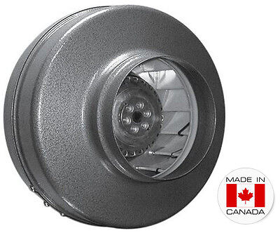 "Elicent AXC-200A Fan  Blower  Vent 115 Volt AC 60Hz 160W For 8/"" duct"