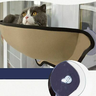 Cats Hammock Window-mounted Bed Lounger For Pet Cats Rest House Soft Comfortable