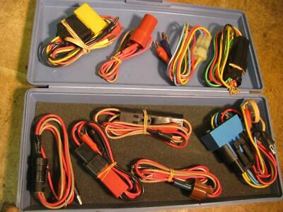 Thexton 2801 Ignition Coil Adapter Harness Test Set 9 Pcs