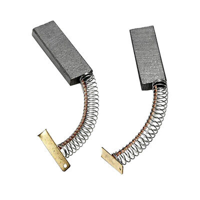 2 Pieces Washing Machine Carbon Motor Brushes for  SIEMENS 36x12.5x5mm