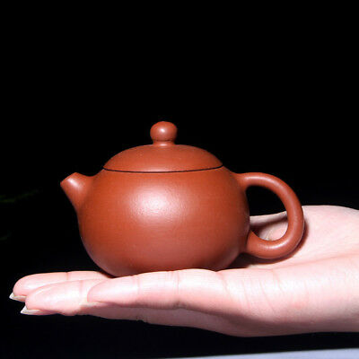 110ml small tea pot on sales yixing zisha xishi pot kungfu tea pot Chinese pot