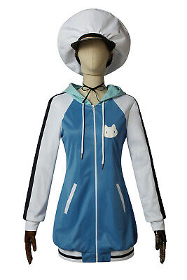 Video Game ISLAND Ohara Rinne Uniform Outfits Cosplay Costume Halloween