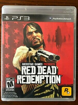 Red Dead Redemption Sony PlayStation 3 2010