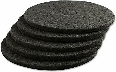 *NEW* Premiere PAD4019BLA Black Stripping Pads (Qty 5)