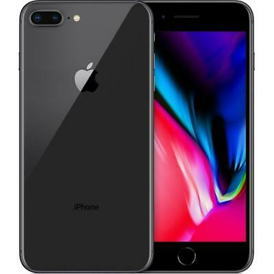 Apple iPhone 8 Plus - Unlocked - AT&T / T-Mobile / Global - 64GB - Gray