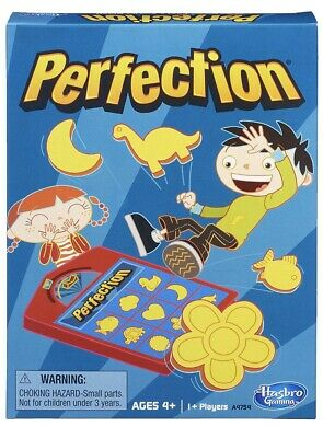 Perfection Game Popping Shapes And Piece Game For Kids