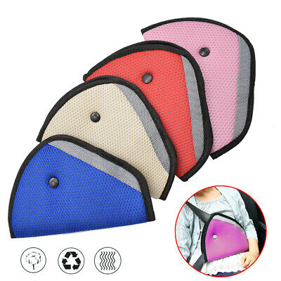 XUKEY Accessories Car Seat Safety Belt Pad Cover Adjustable Triangle Clip Cover