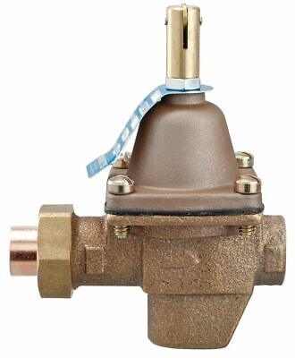 "Watts 1156F Series 4-3/8""L Bronze Pressure Regulator, 10 to 25 psi - SB1156F"